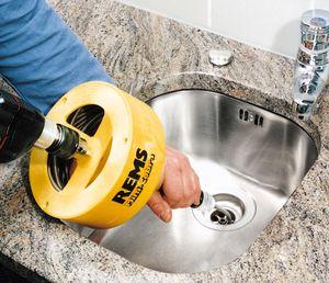 Прочистка канализации, вызов сантехника